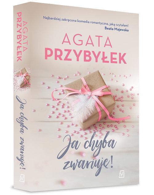 Ja chyba zwariuję! Agata Przybyłek