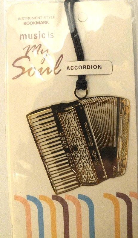 Akdeon Bookmark