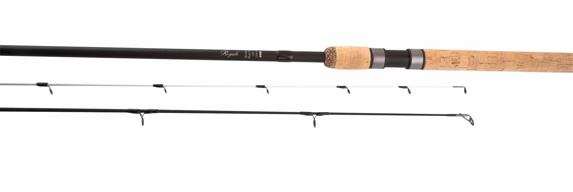 Prút Fox Royale barbel Špecialista multi tip 3.65 m