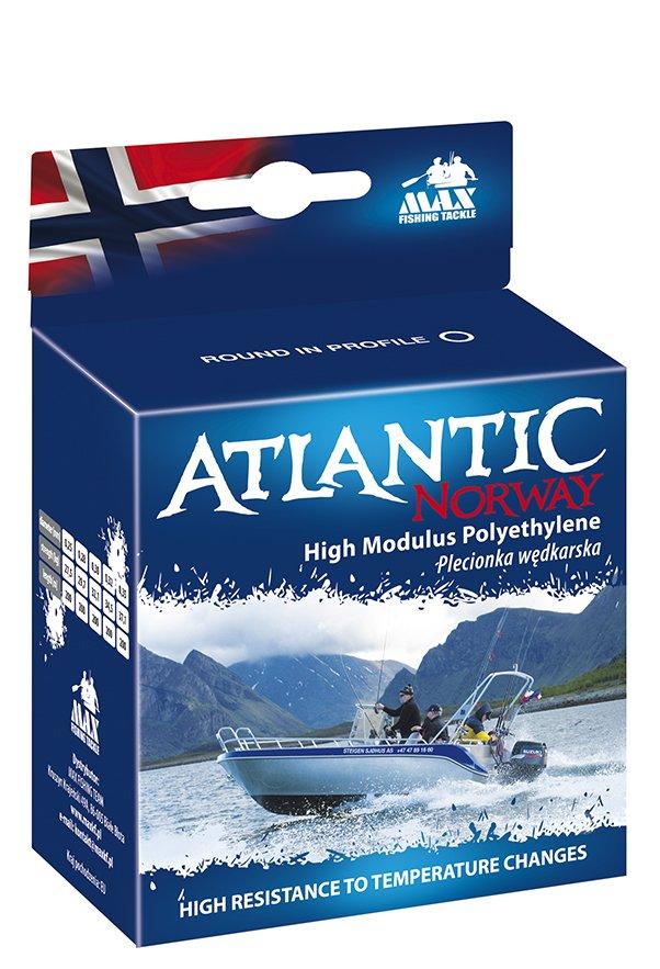 Vrkoč Atlantiku Veľké Ryby Multicolor-0,25 mm/200 m