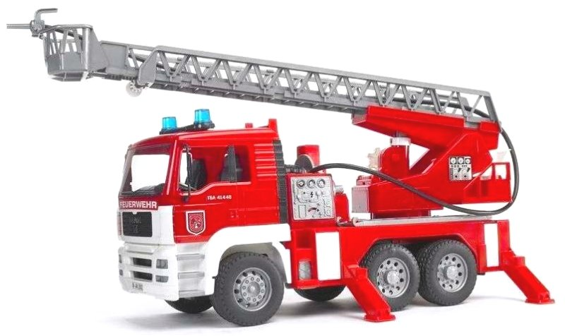 BRUDER 02771 požiaru truck vody HIT