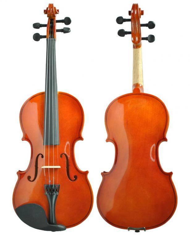 Violin 3/4 + CASE + BEARCAST + CAULRON