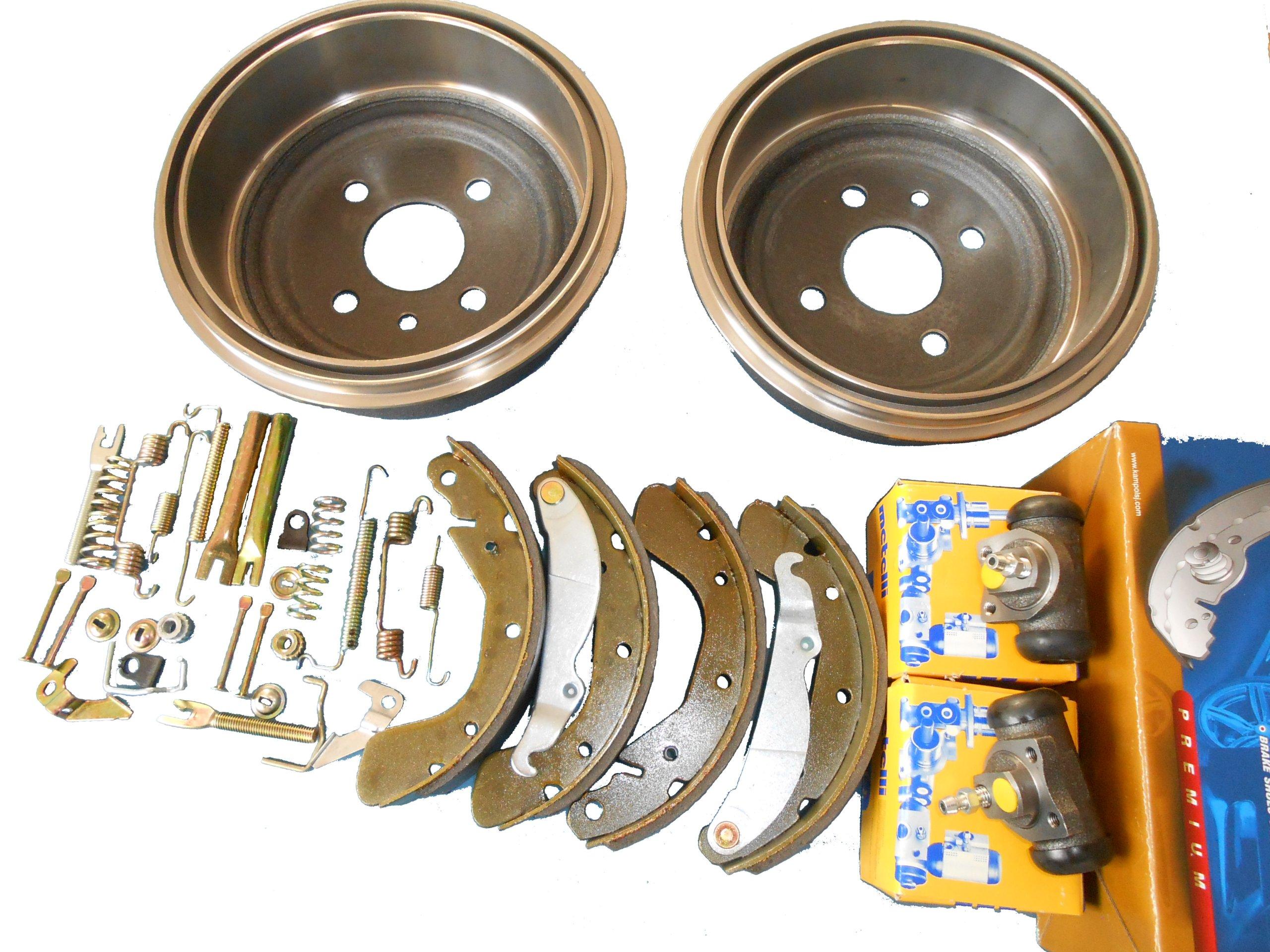 барабаны челюсти cylinderki расширители lanos nubira
