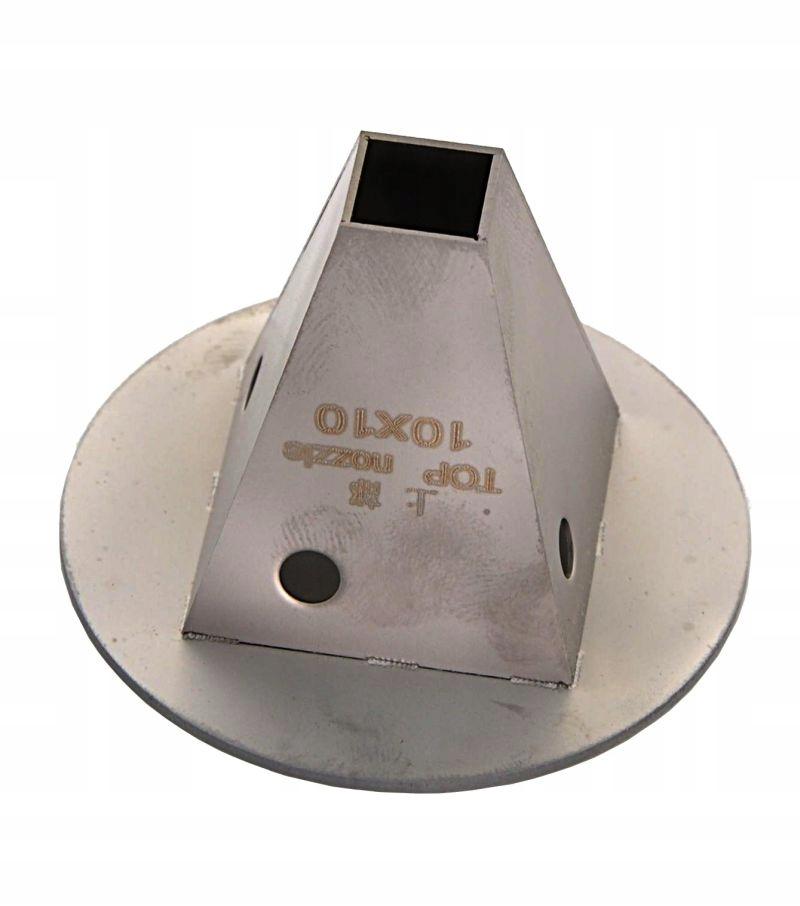 10x10mm BGA tryska pre vzduch pre ZhuaMao Scotle Techot