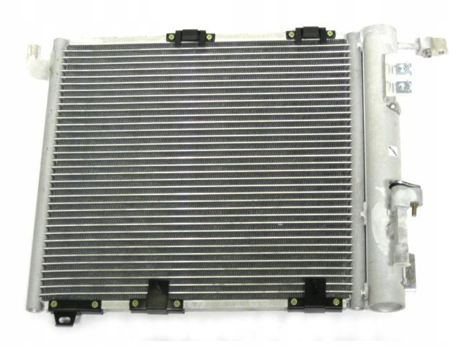 радиатор кондиционирования воздуха opel astra g zafira a