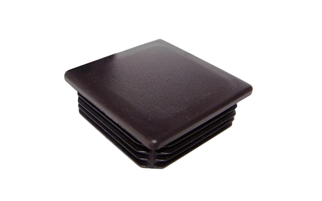 40x40 -10 ks. Prázdne uzávery pre 3-5 mm stenové profily