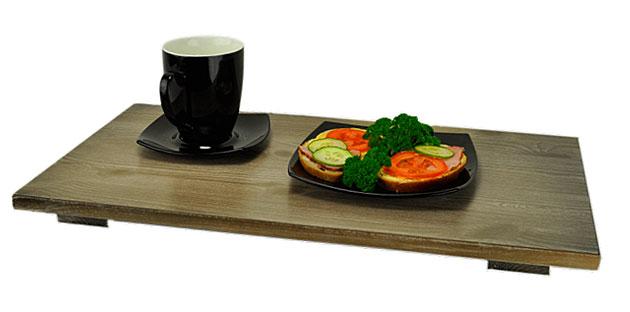 Raňajky Stolový zásobník pre lôžko pod notebookom
