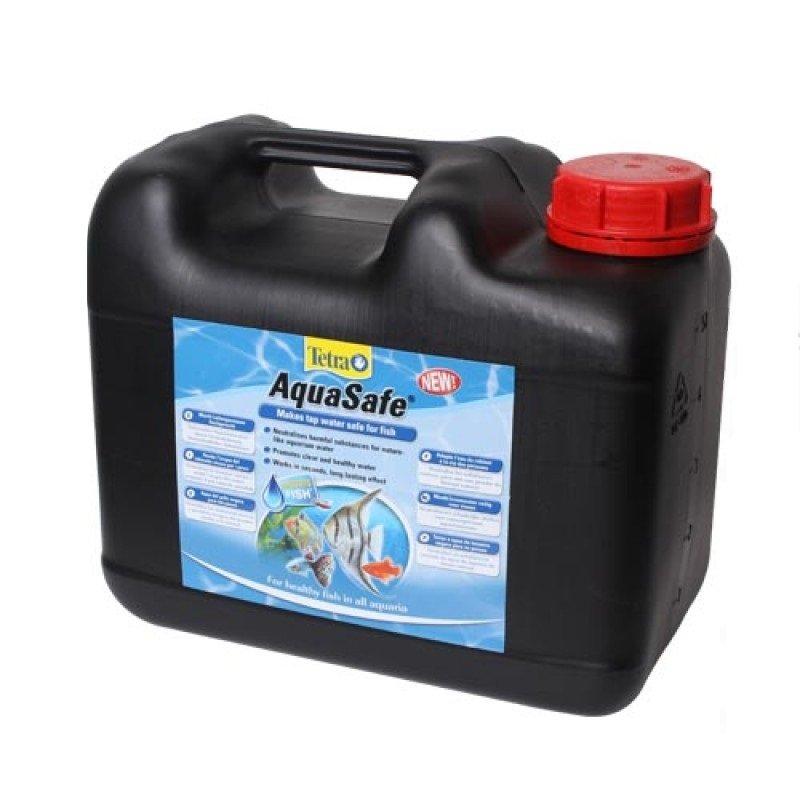 Заправка Tetra AQUASAFE 500 мл. кондиционер для воды