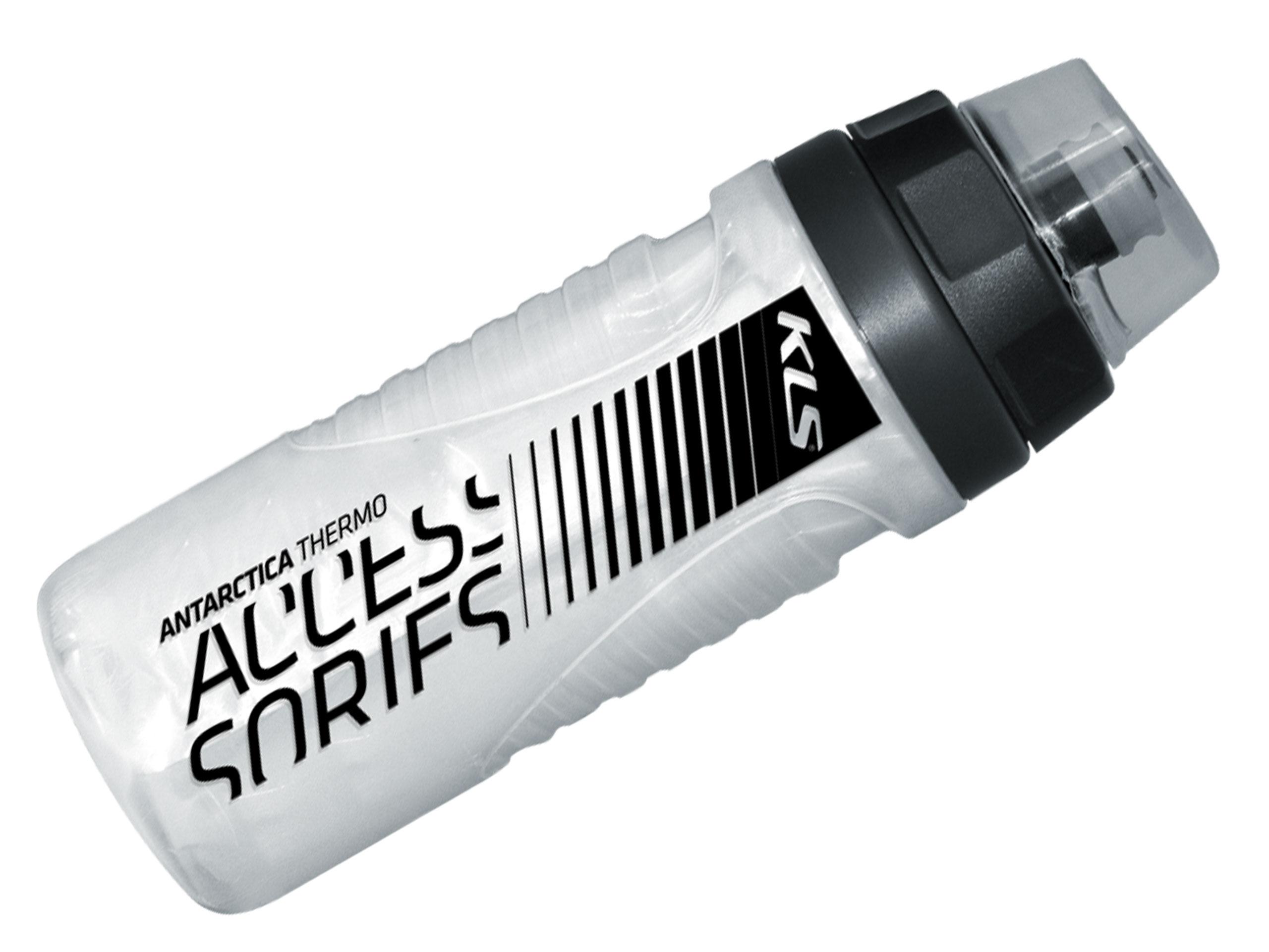 Tepelná voda Fľaša Kellys Antarktída Biela 0,55 L
