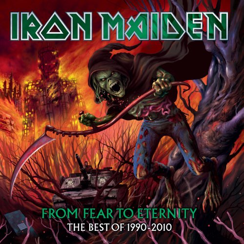 Item IRON MAIDEN THE BEST OF 1990-2010 23 HITS 2CD
