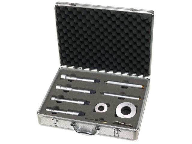 Obmedzte 3-bodový mikrometer 50100mm 127820207