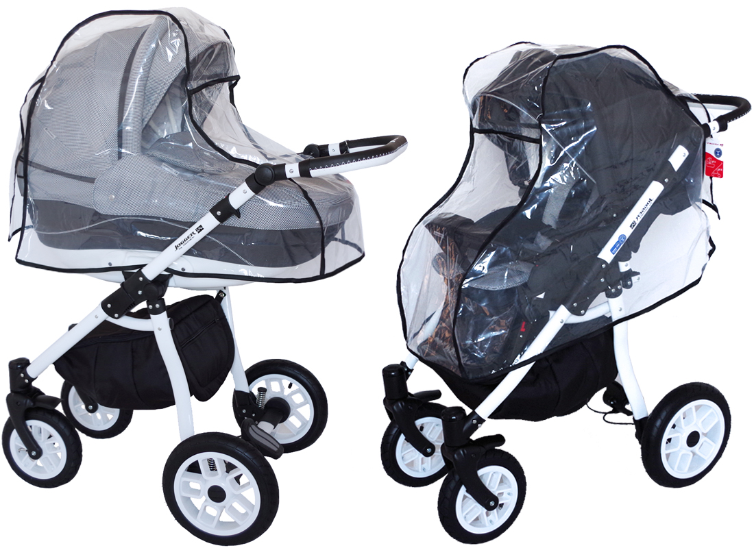 Item Raincoat 2 in 1 BASSINET and STROLLER