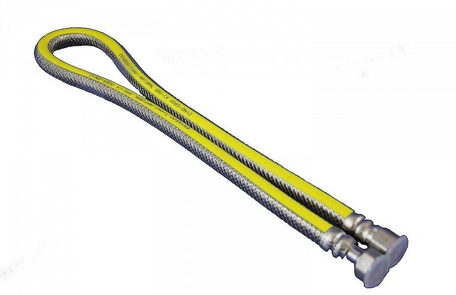 Кабель газовый эластичный змея Газа микроволновых 100см
