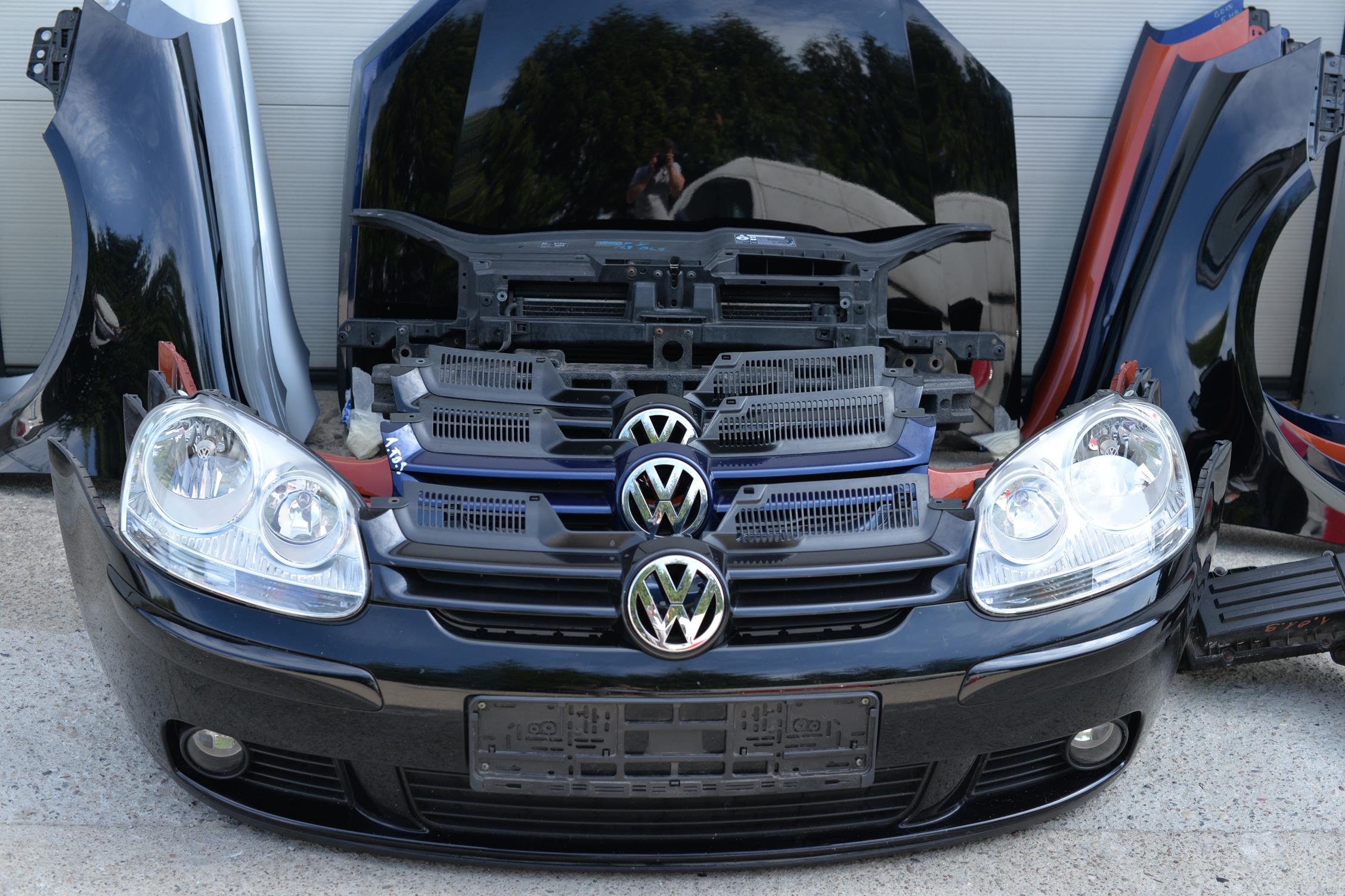 [КАПОТ ZDERZAK КРЫЛО PAS REFLEKTOR VW GOLF V 5 из Польши]изображение 1