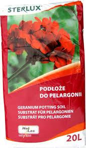 Substrát pre Pelargonium 20L Sterlux Earth