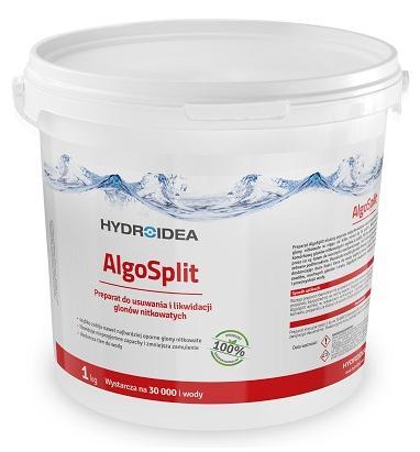 HYDROIDEA AlgoSplit likwiduje glony nitkowate 1kg