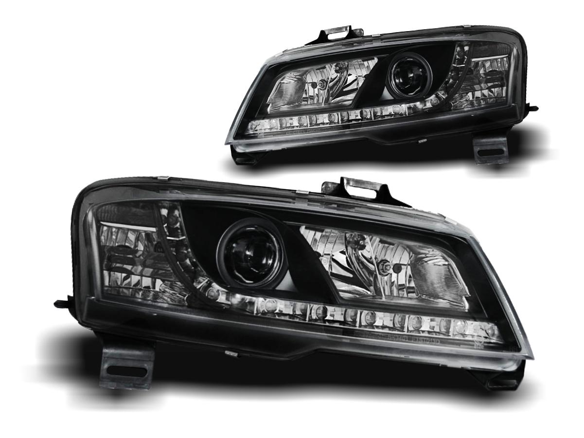 LAMPY FIAT STILO 01 08R DAYLIGHT LED BLK SONAR
