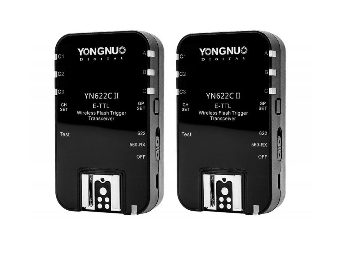 Yongnuo Radio Trigger YN-622 II Canon