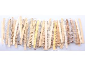 Набор резисторов сквозного монтажа 0,25 В 28x 20шт