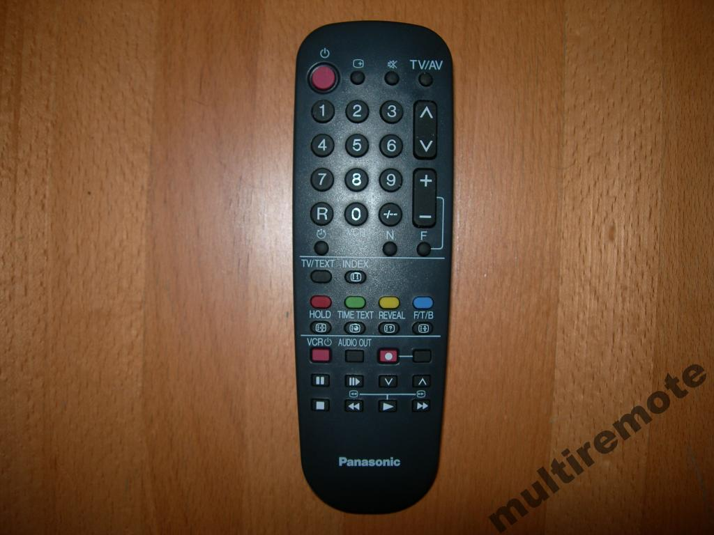 Купить ПУЛЬТ ДИСТАНЦИОННОГО УПРАВЛЕНИЯ ДЛЯ ТВ Panasonic TX21S1TCP ОРИГИНАЛЬНЫЙ    на Eurozakup - цены и фото - доставка из Польши и стран Европы в Украину.