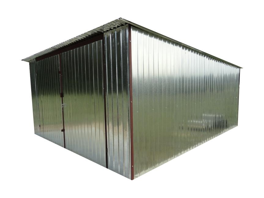 жесть 4х5 гараж железный ГАРАЖИ жестяные СИЛЬНЫЕ