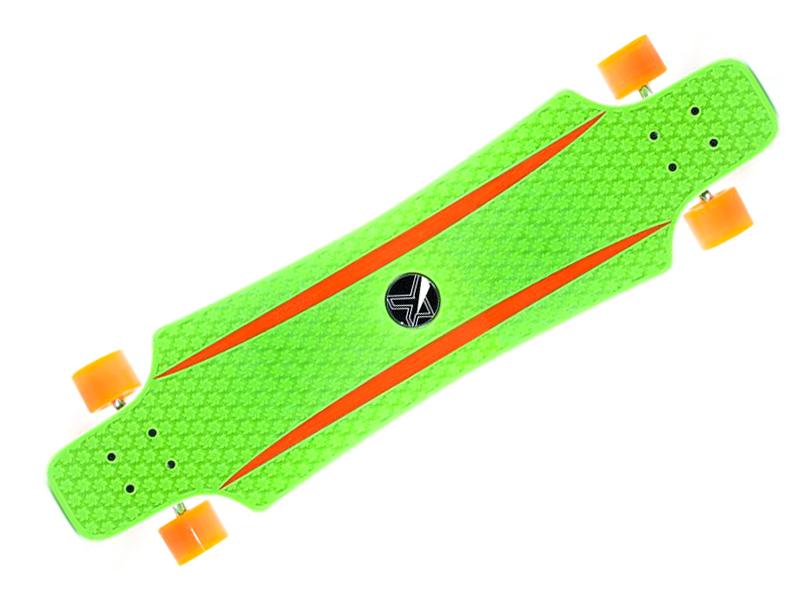 Skateboard Longboard Abec7 Nils Long Board 100KG