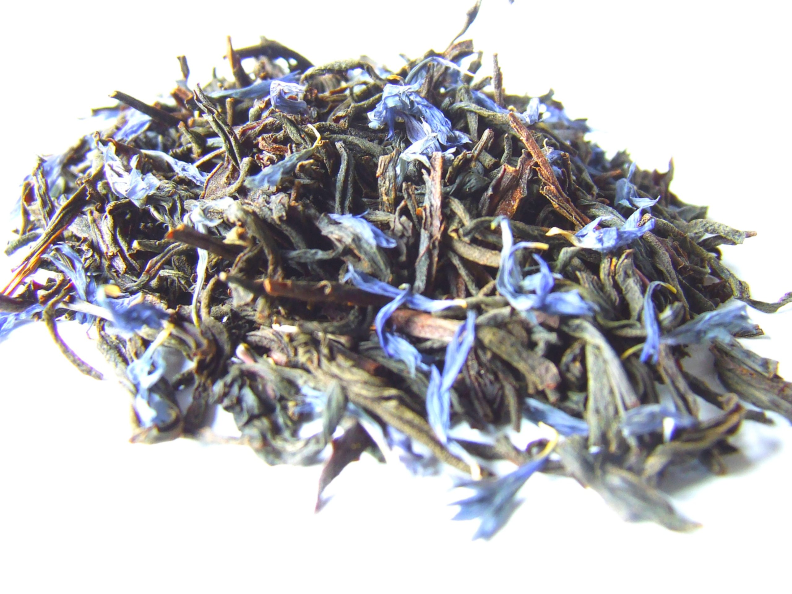 EARL GREY BLUE 1 kg čierneho čaju & BERGAMOT