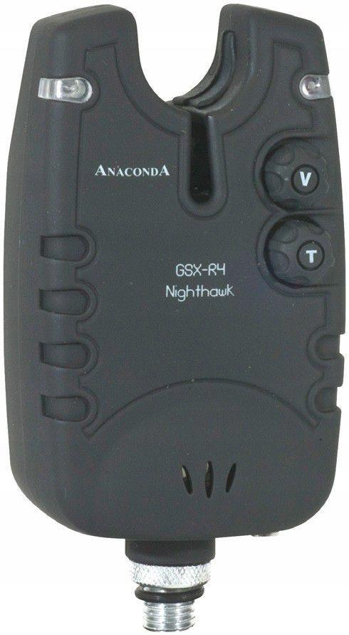 Anaconda Nighthawk GSX-4 červená signalizácia