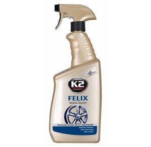 K2 FELIX Środek do mycia felg kołpaków 700 ml K167