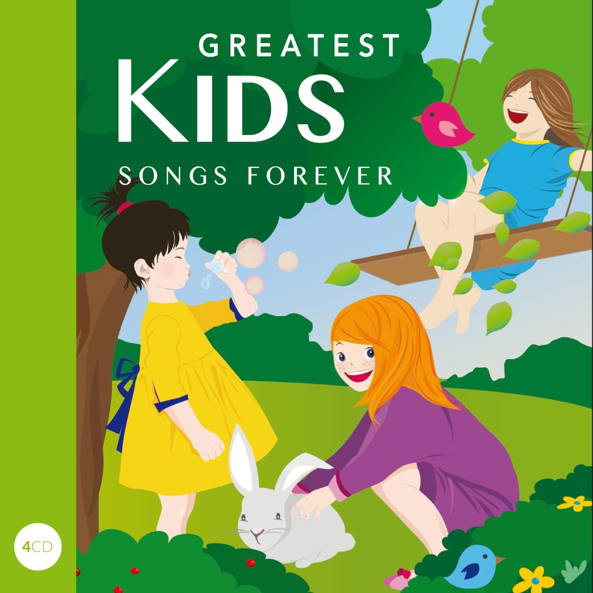 Item SONGS FOR CHILDREN Gala Beans Kukulska 4CD24h