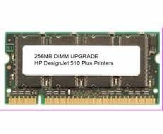 Pamäť 256 MB pre HP Designjet 510, CH654A Plottery