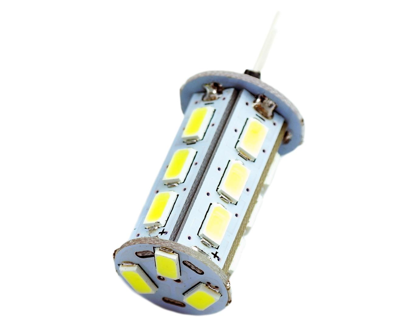 Žiarovka G4 18 LED 12V 4W 5630 SMD 360LM studené