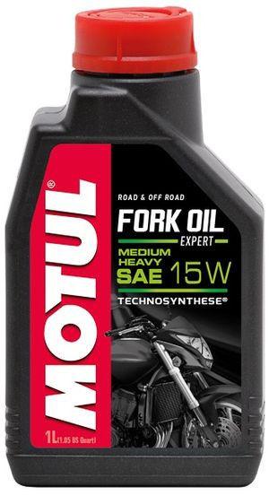 MOTUL Масло для лаг подвески FORK OIL EXP 15W 1Л