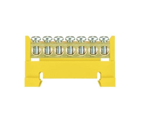 Nulový pás LZ 7 / žltý 10mm2 077254