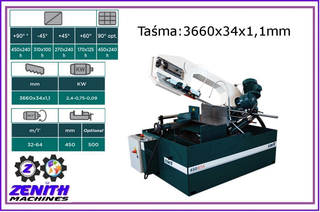 CARIF 450 BSA rezač