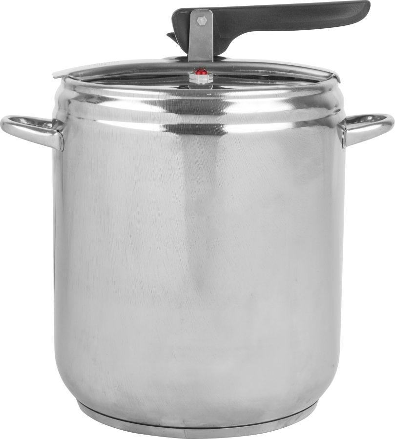 Tlakový tlak Cooker Nerezová oceľ 12L 340212