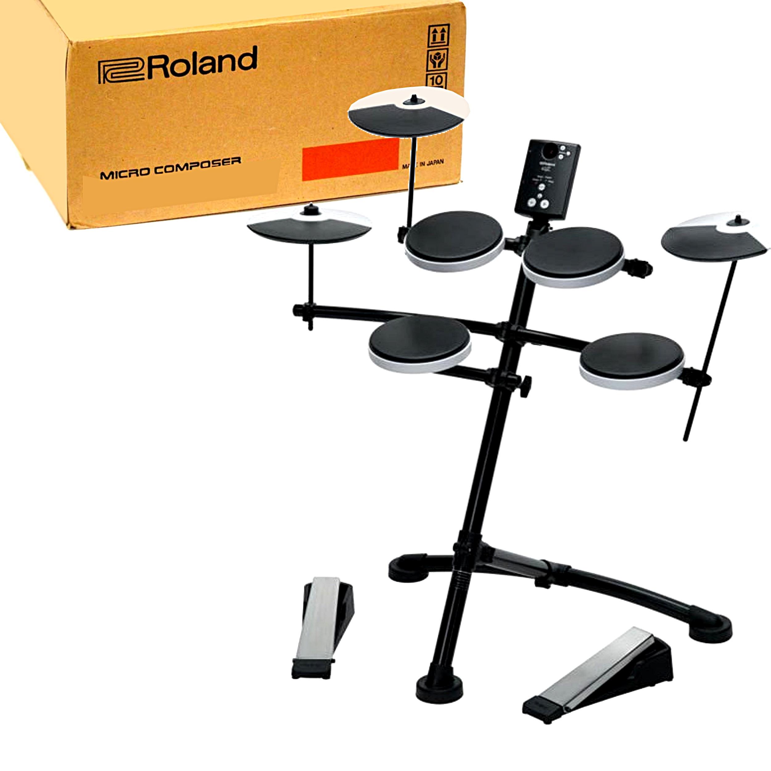 Elektronické bicie Roland TD-1K Pôvodný Krk