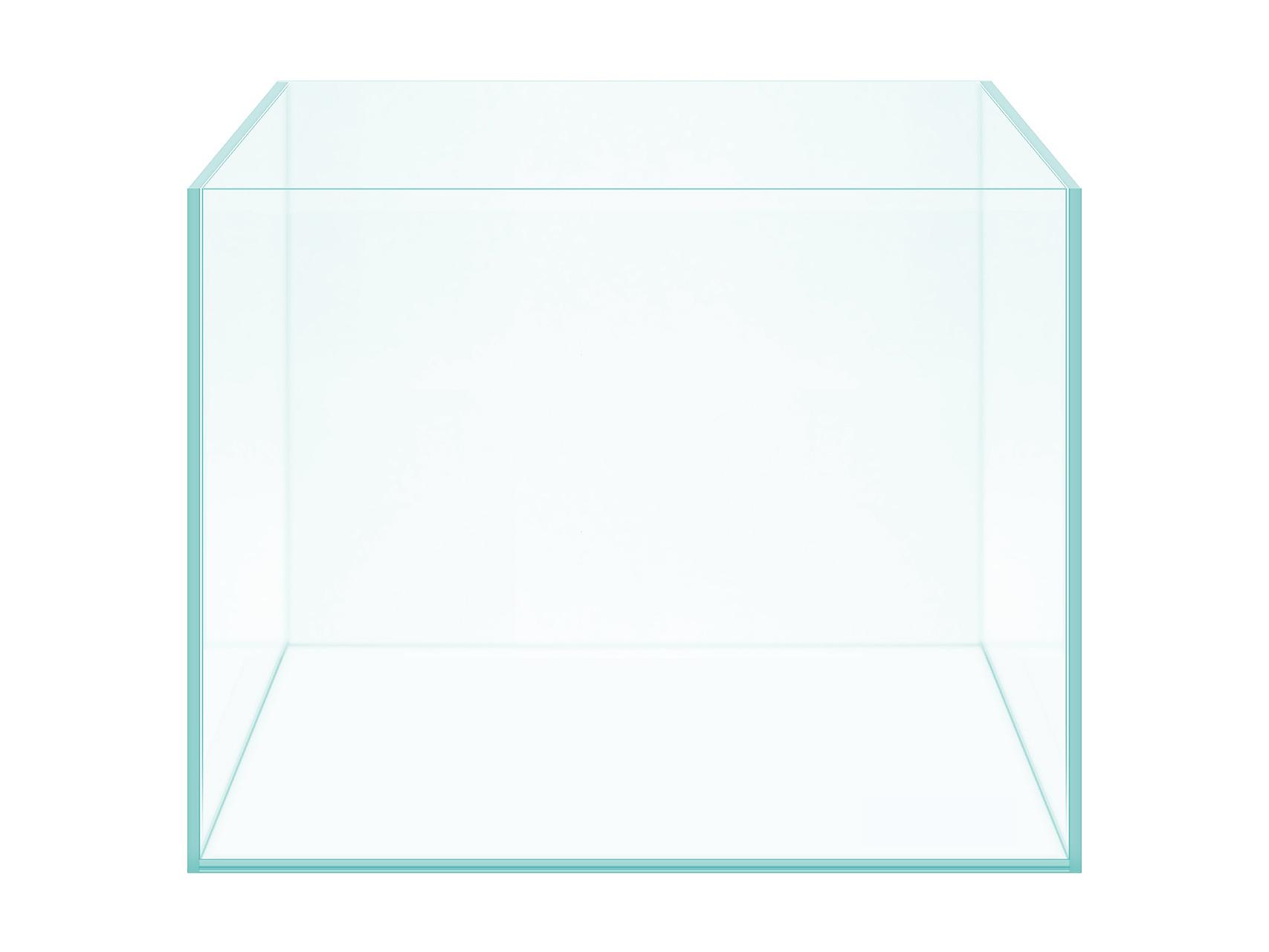 Akvárium PLNÉ 25x25x30 6 mm, leštené OPTIWHITE