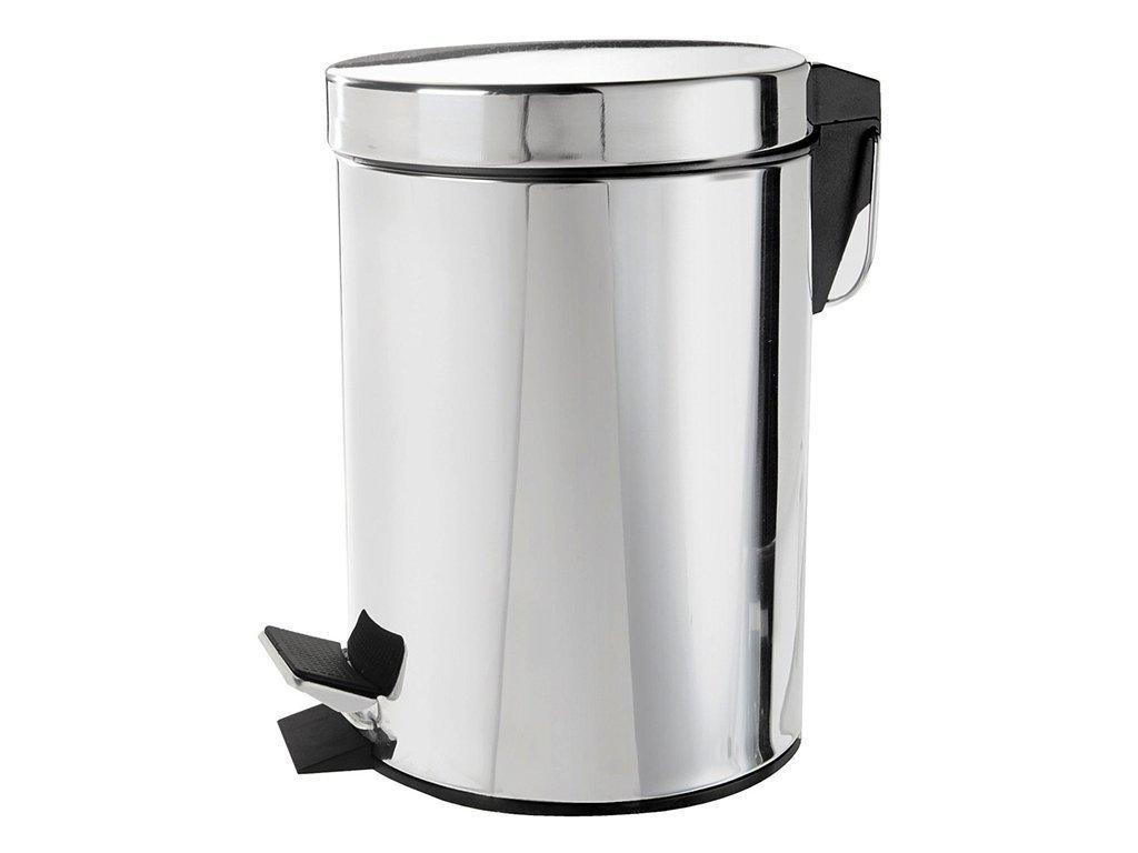 Košík odpadkov s nerezou 3 litra