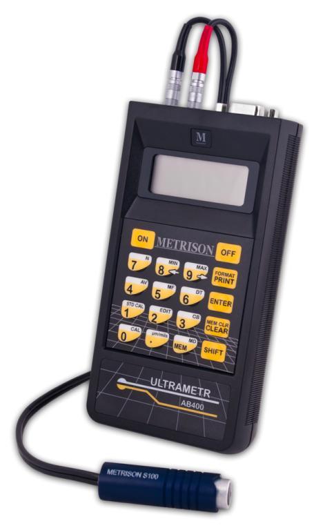 Layrometer (hrúbka) Ultrametr AB400