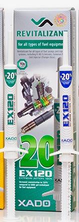 XADO EX120 ДЛЯ НАСОСОВ ТОПЛИВА ВАРШАВА ПЯСТОВ
