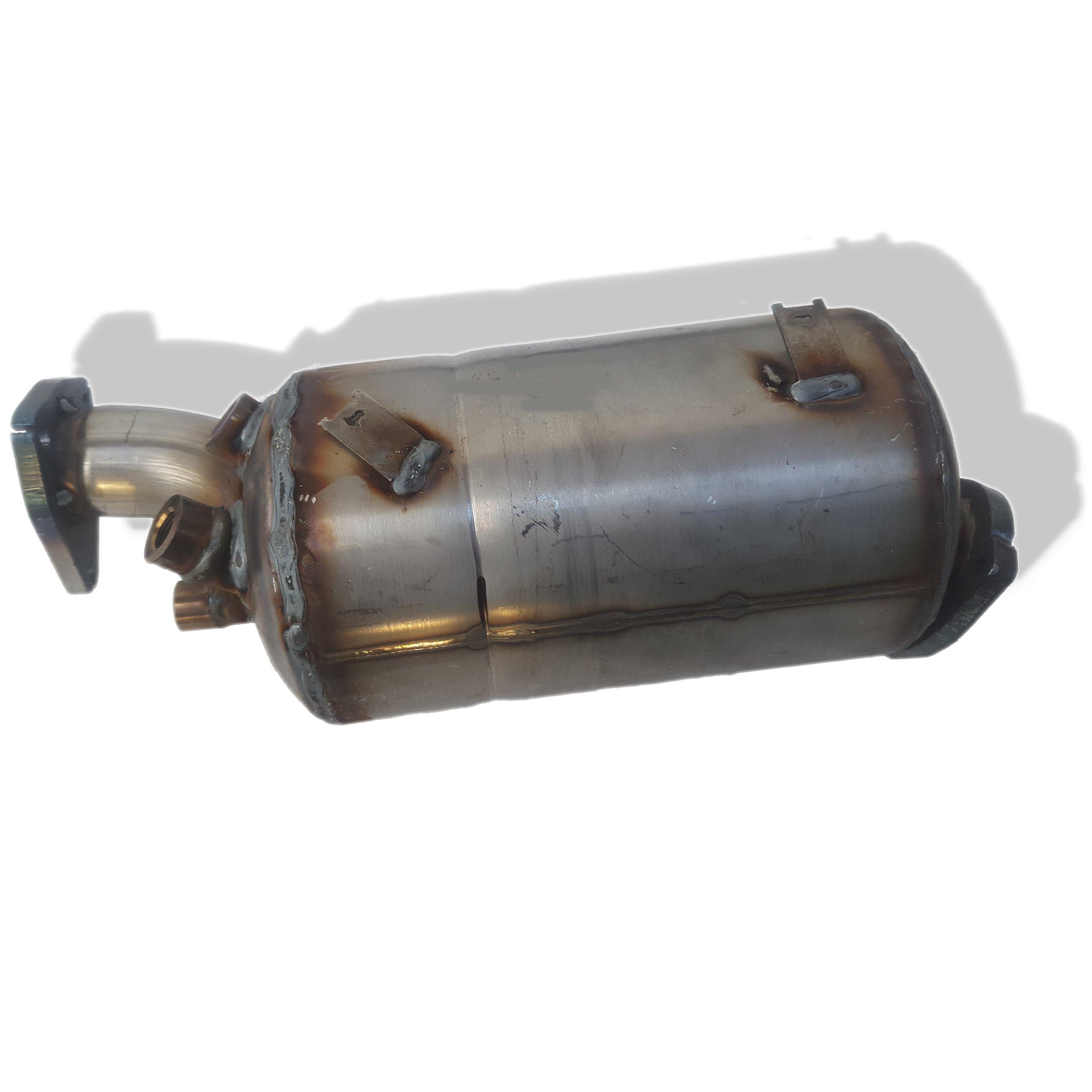 катализатор фильтр fap dpf audi a6 c6 20tdi bre