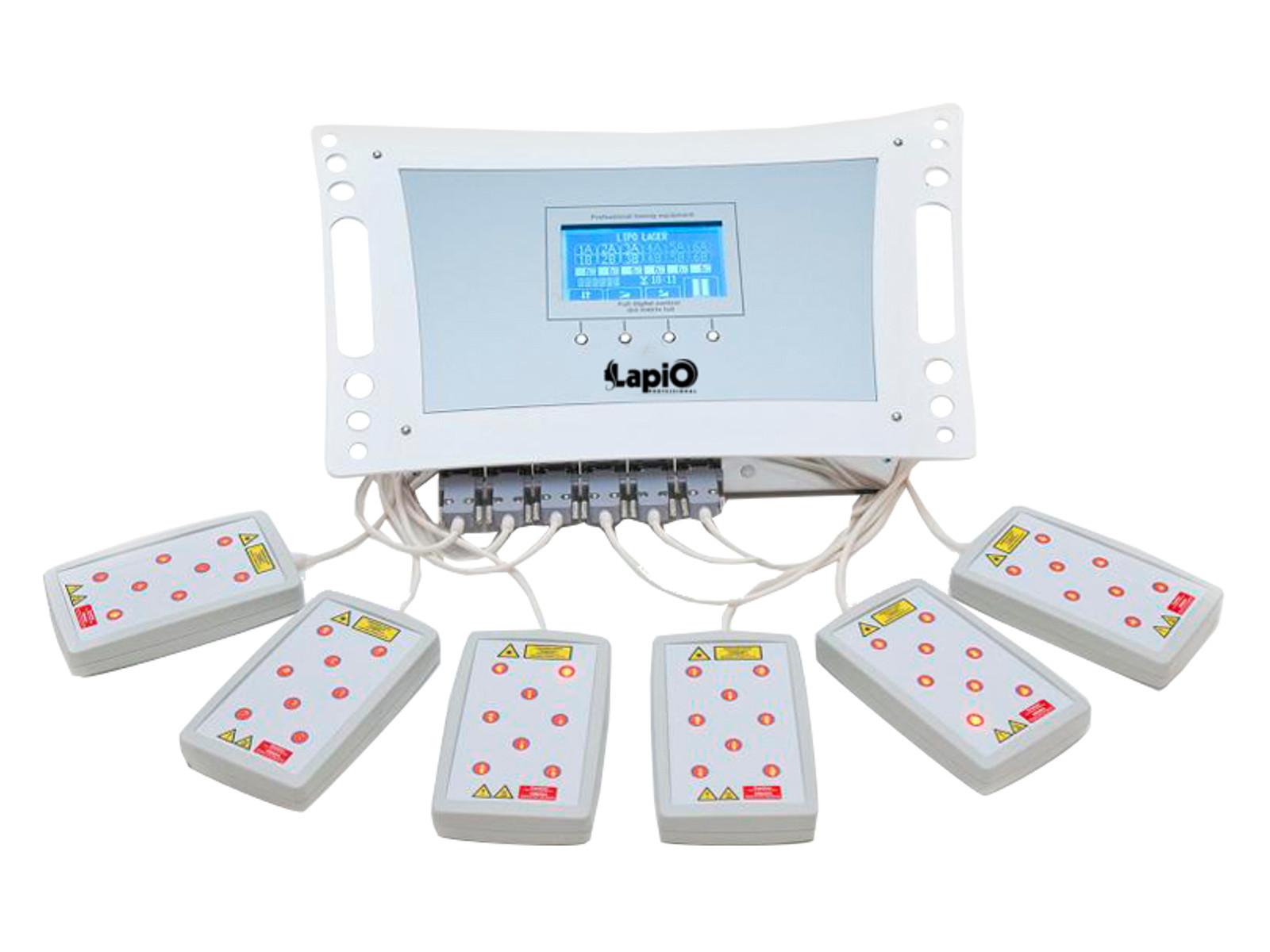 Lipo Laser 6 Podložky Cosmetic Combine Lipolaser