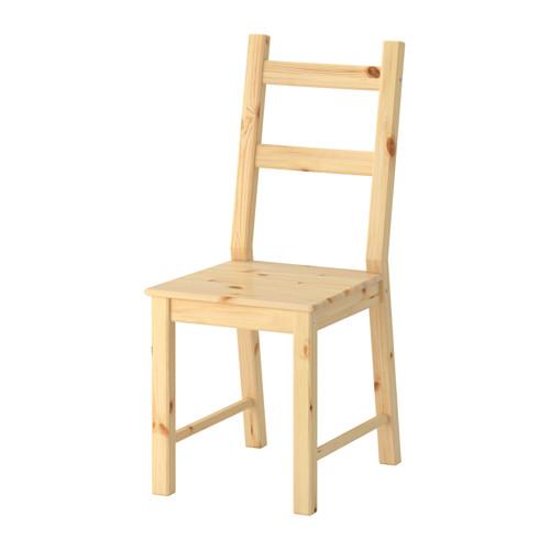 IKEA IVAR Stoličky, borovica
