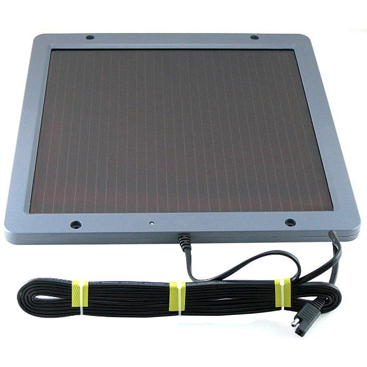 Solárna batéria Nabíjačka 13.5V 5W SOLAR + káble