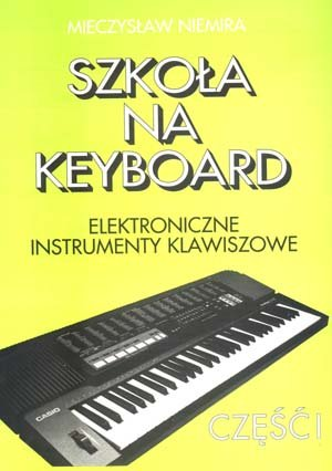 Item BOOK FOR KEYBOARD cz.1