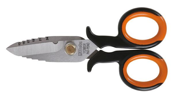 Beta nožnice nožnice pre elektrikárov 145 mm 1128bsx