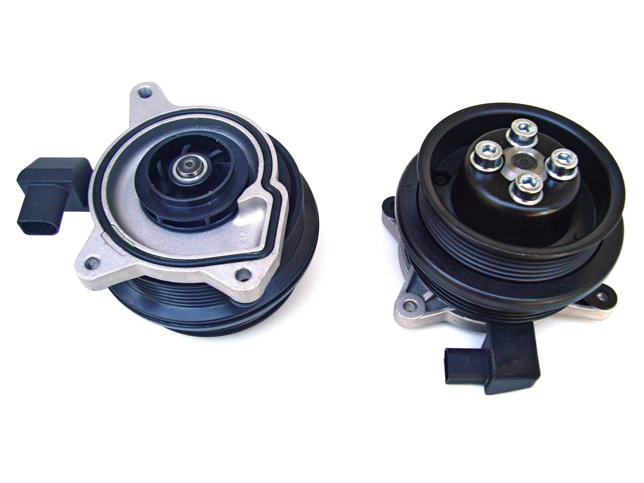 Новый водяной насос 1.4 TSi 03C121004J Муфта VW