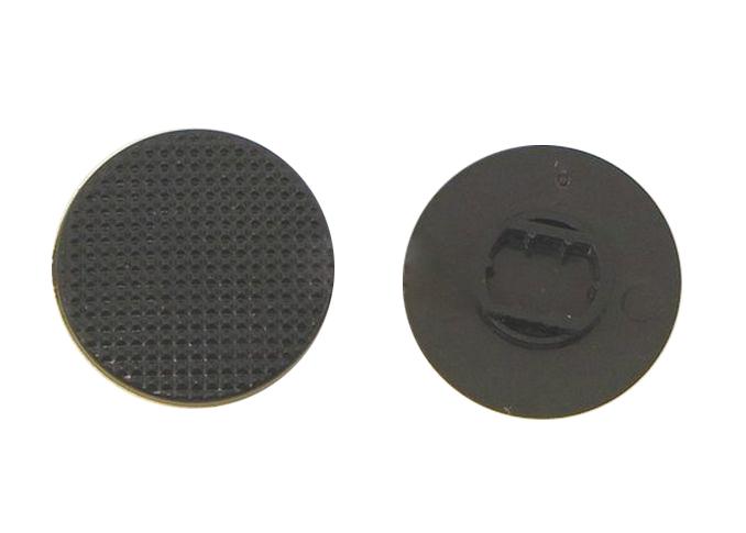 Prekrytie pre analógový tuk 1000 - 1004 čierny