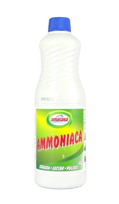 Amacasa - Аммиак для очистки 1л - Итальянская химия